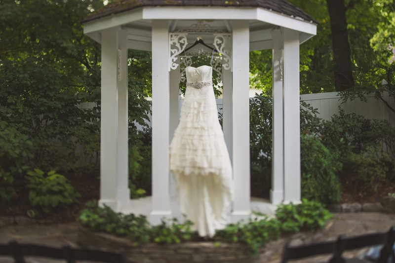 Our Garden + Rena's Wedding Gown = Swoon 😍😍😍 Venue: