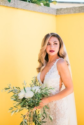 Glam Modern Hollywood Inspired Wedding in Portugal