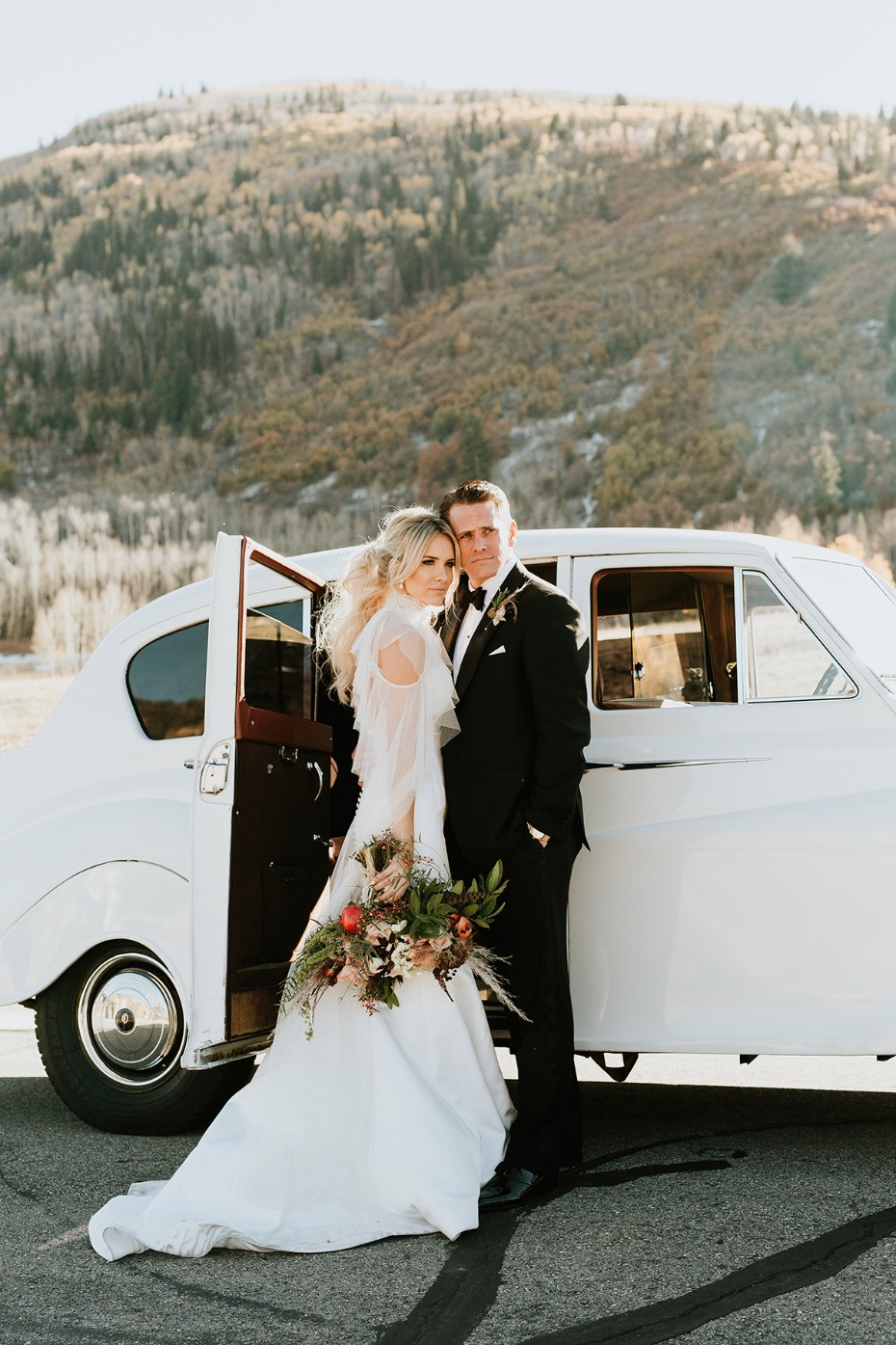 This Deer Valley Country Wedding Video Went Viral