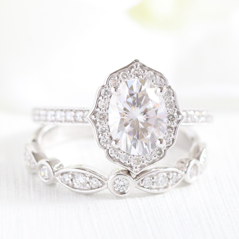 All of our rings can be made in 14k or 18k white, rose, or yellow gold, or platinum, made to order special for you ~