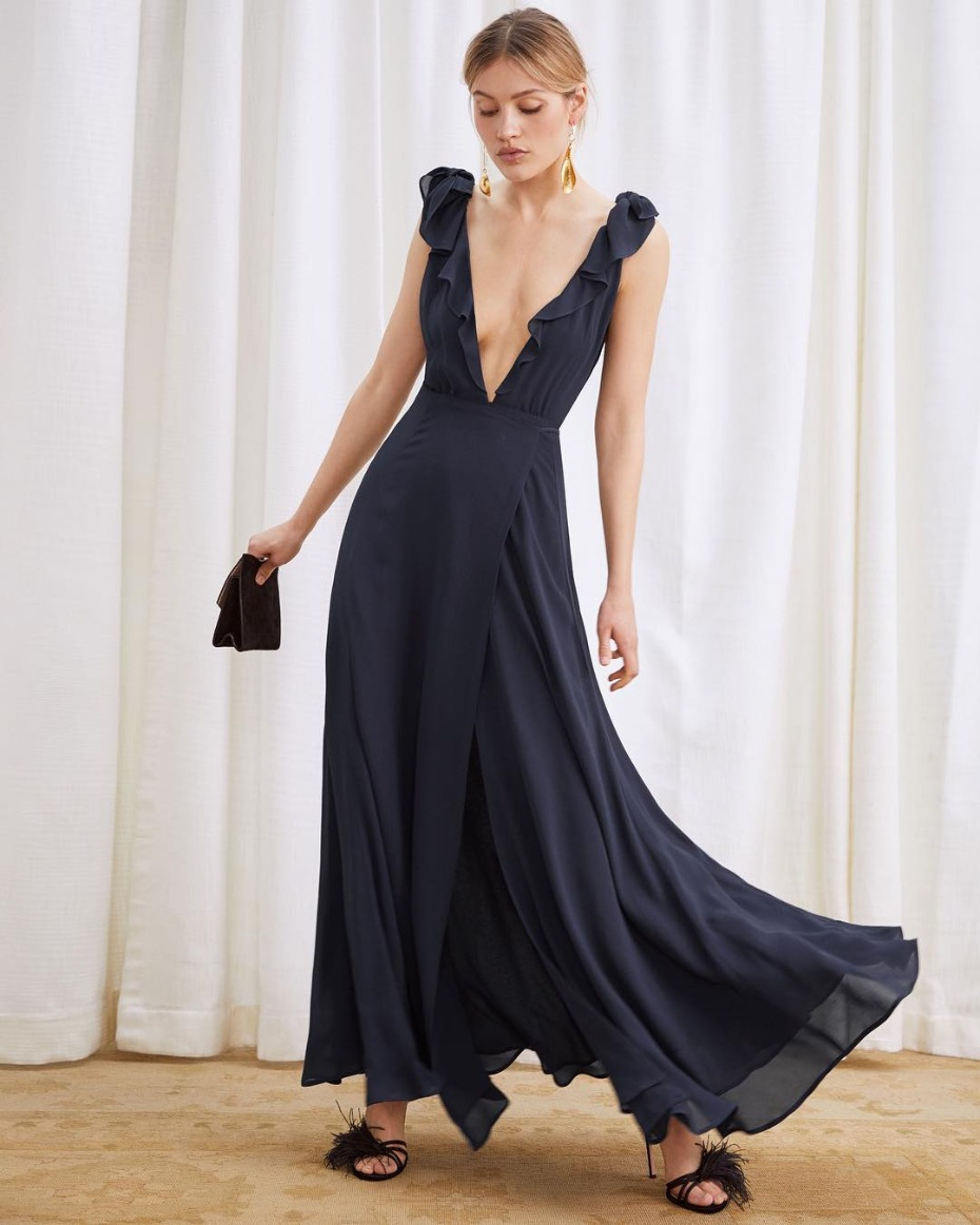 be1d765131 16 Ready-to-Wear Dresses That Your Bridesmaids Would Slay In