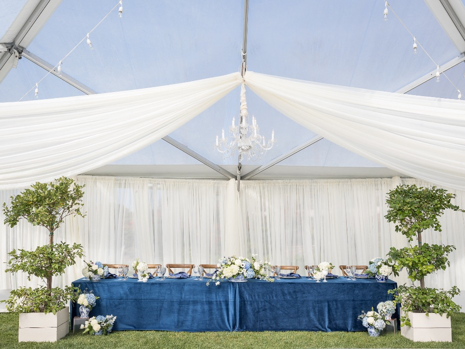 Head table ideas