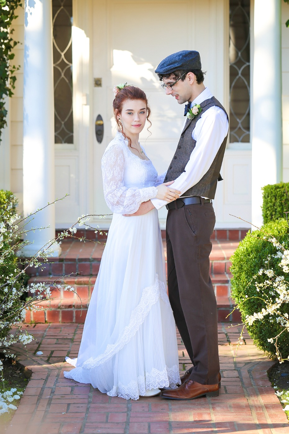 Vintage wedding ideas inspired by Anne of Green Gables
