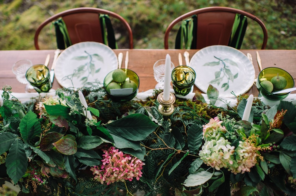 Forget-me-not Rentals + Styling