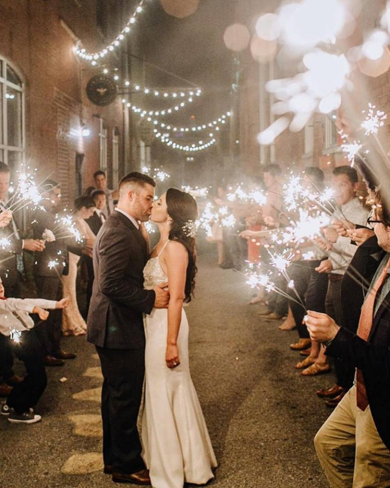 Check out this beautiful and unique event space! You are the Bride. They are The Bauer. And you were meant for each other!