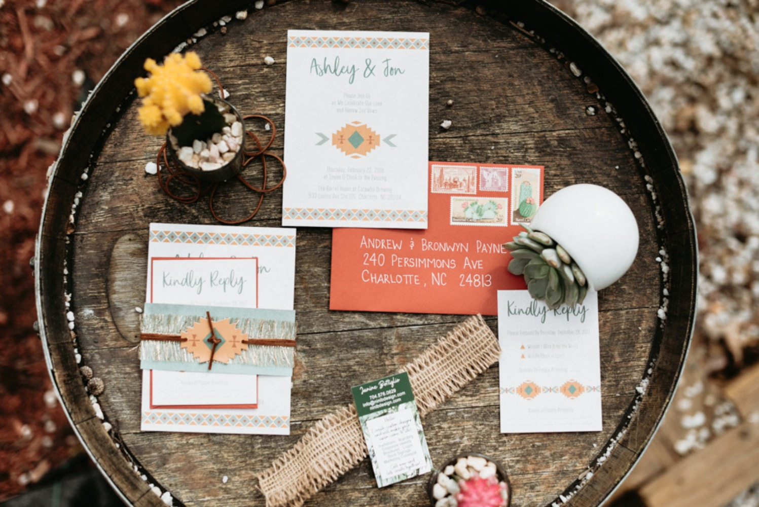 How To Have A Free Spirited Natural Wedding Day