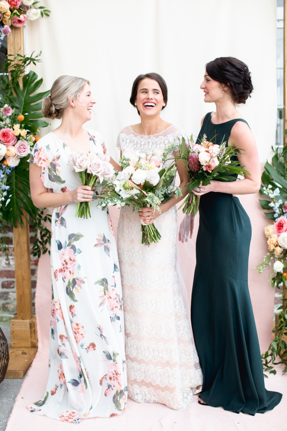 sweet bridal party fashion ideas