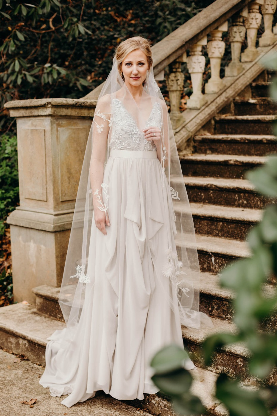 bridal dress from Truvelle