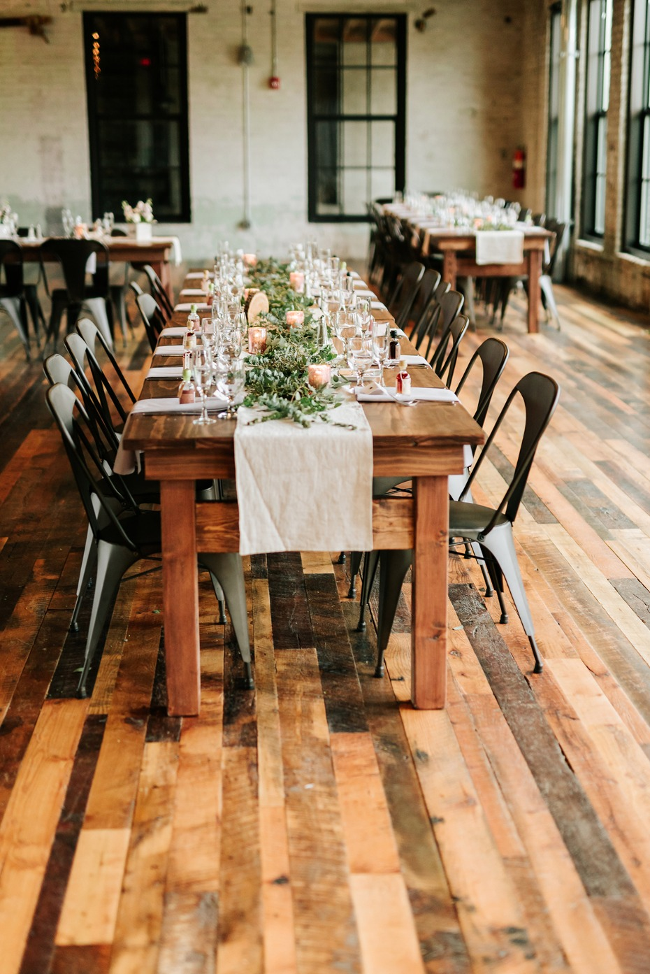 rustic boho industrial chic decor