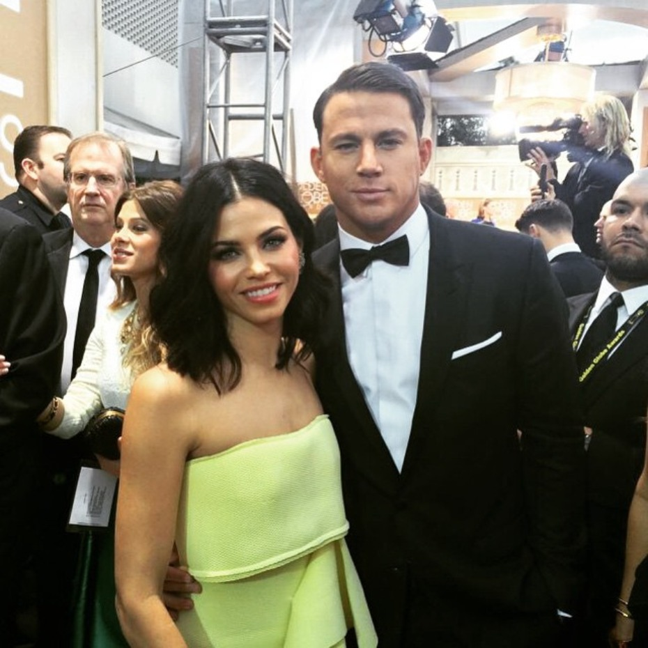 Jenna and Channing Tatum Separating
