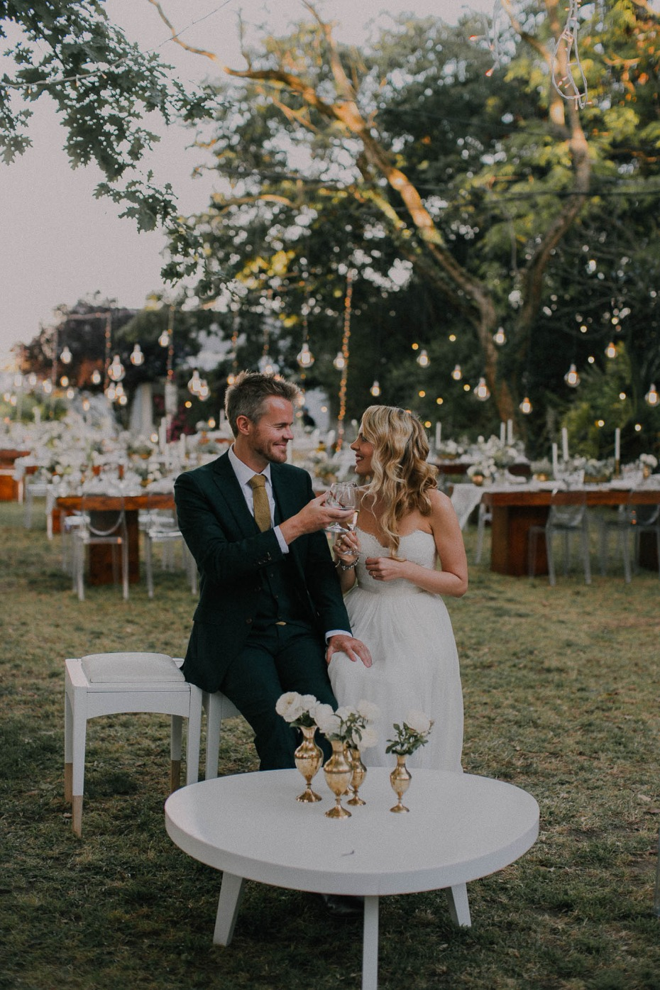 Boho wedding in Cape Town