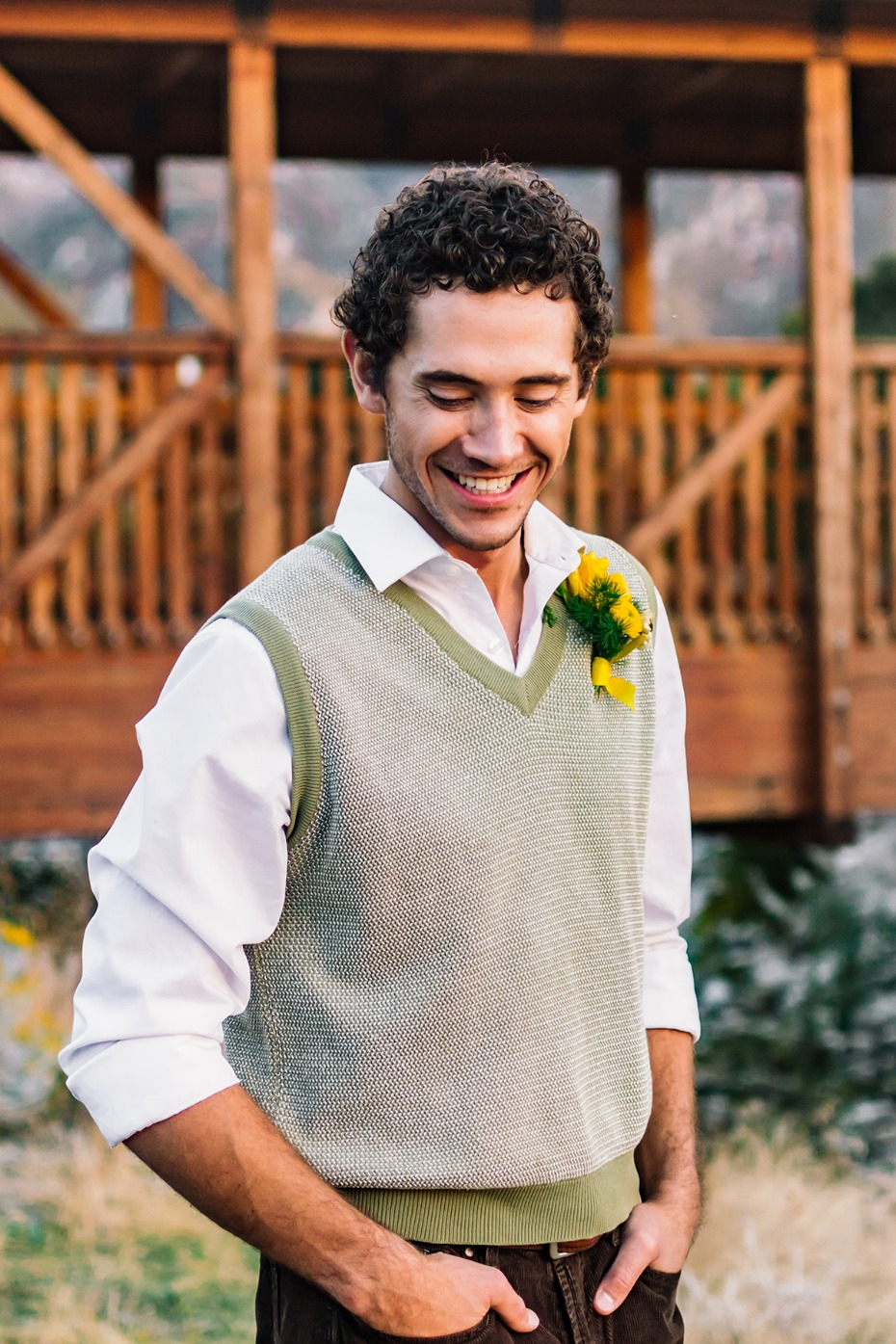 casual groom style for your summer wedding