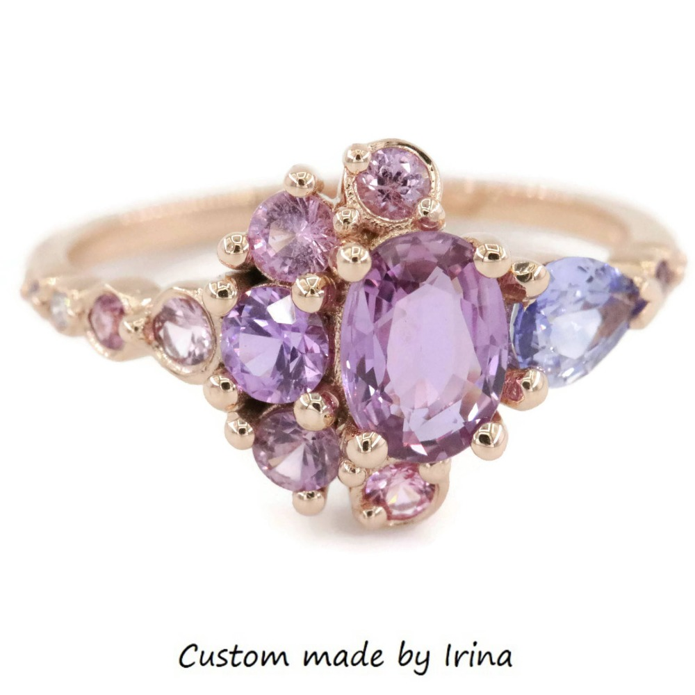 Profile Image from Custom Ring by Irina