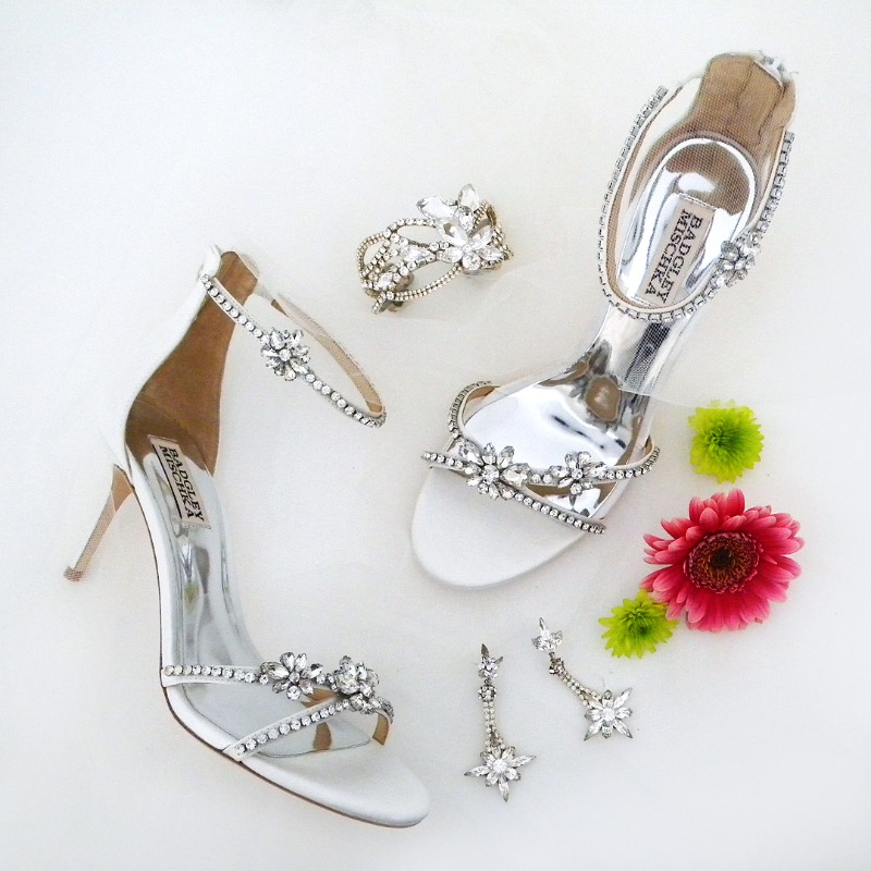Hello Spring Brides! Find everything you need #afterthedress at Perfect Details. Shoes, Jewelry, Headpieces & Accessories. Shown