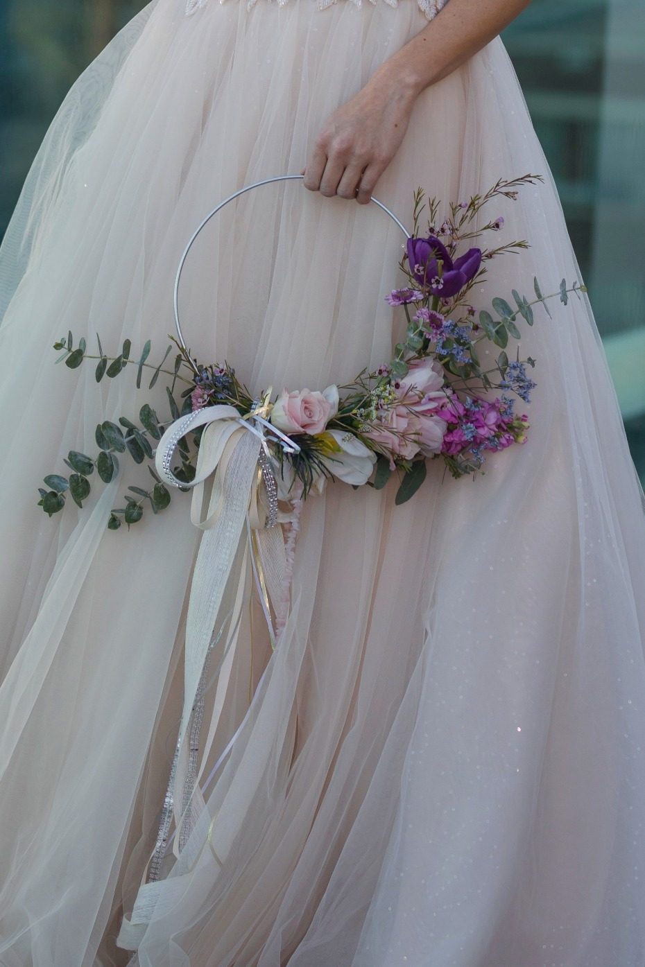 unique wedding floral decor