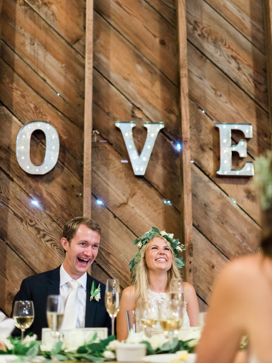 Add a LOVE marquee sign to your decor