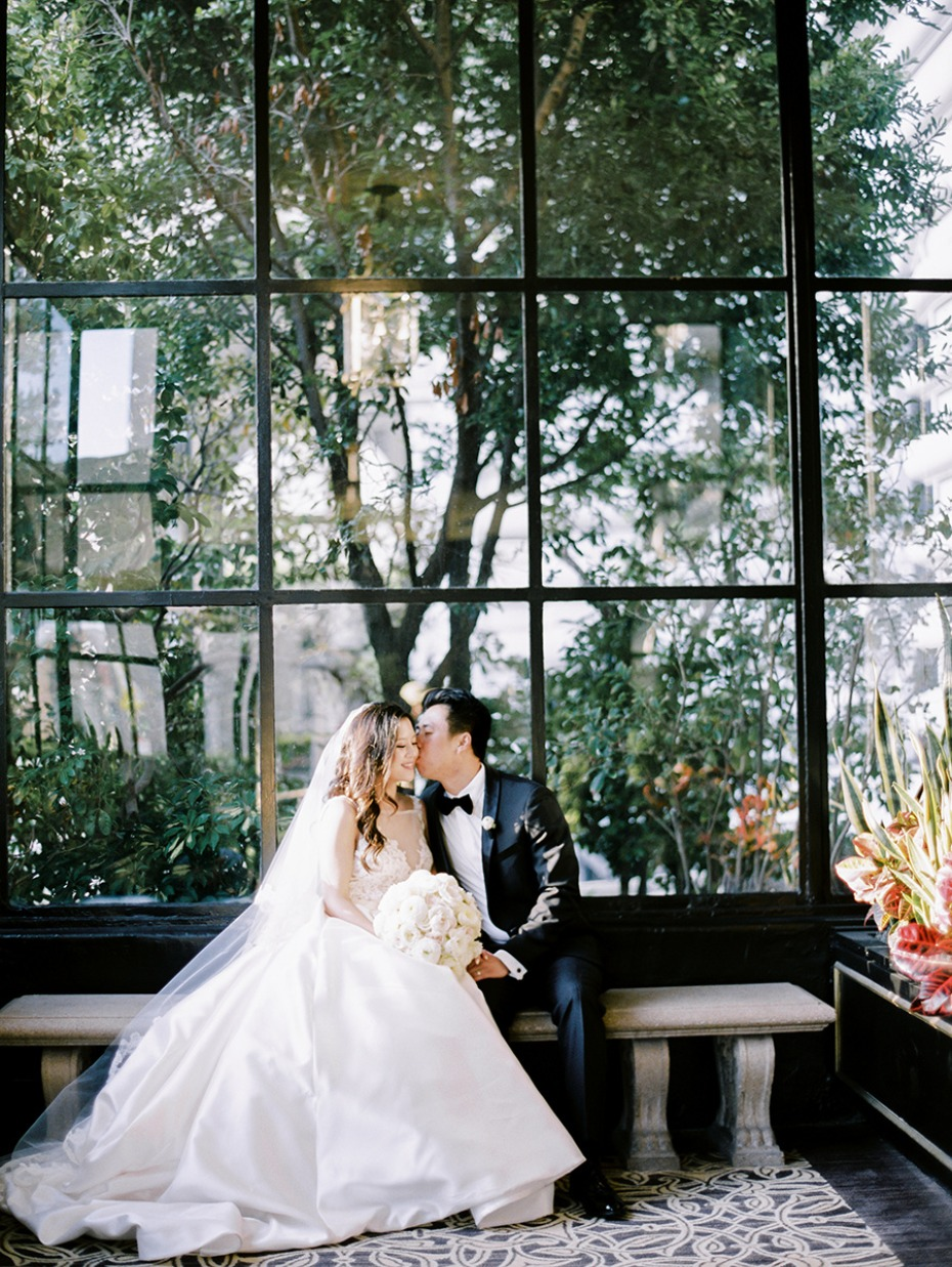 sweet San Francisco wedding photos
