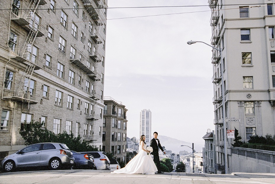 San Francisco wedding photos