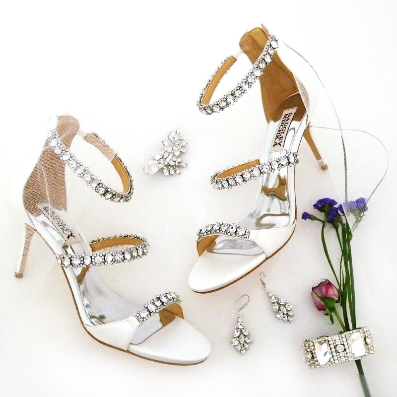 After the dress...Shoes and jewels galore. Discover your style with fabulous bridal accessories from Perfect Details.