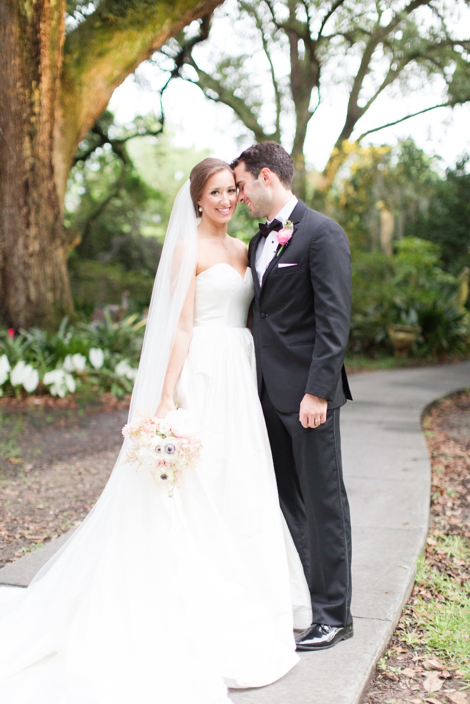 Bridgette and Austin's New Orleans wedding