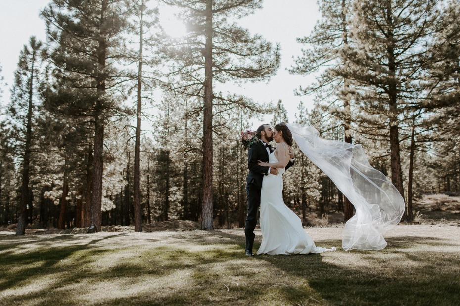 Beautiful wedding at Chalet View Lodge