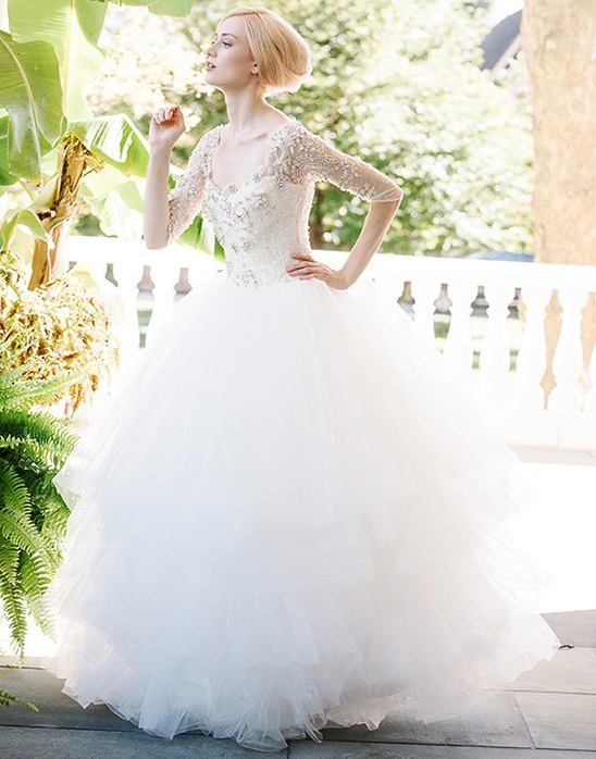 Top 10 Modest Wedding Gowns