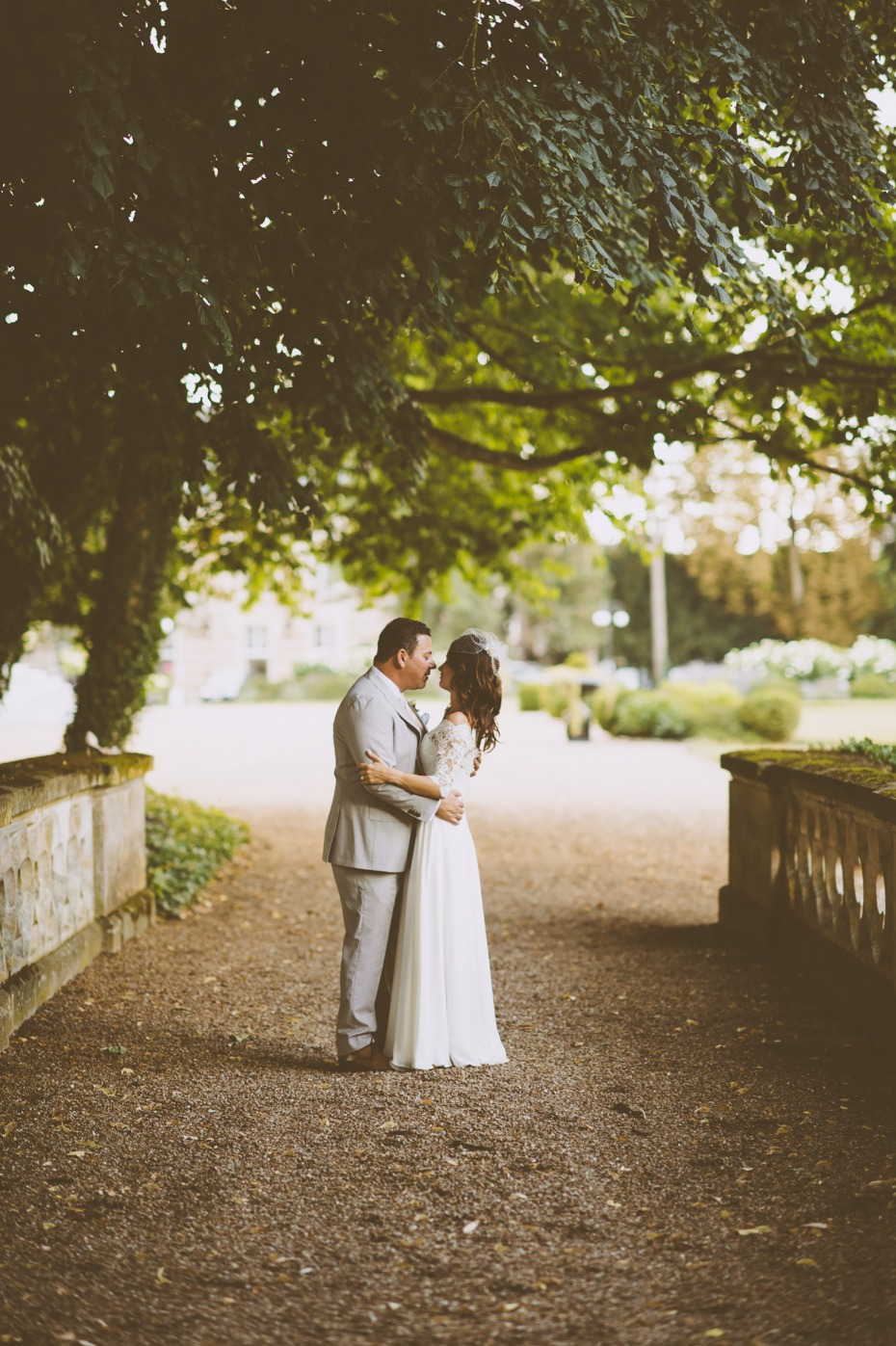 Wedding at Chateau Challain in France