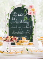 Dessert Table Bonanza