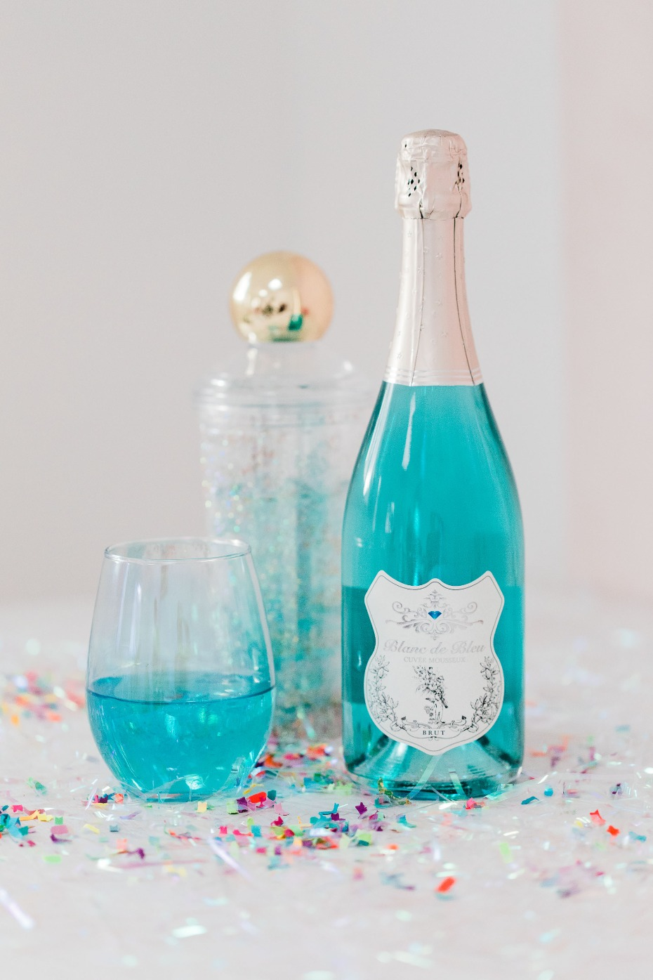 Blanc de Bleu Bachelorette Party Shoot Photo by Radion Photography