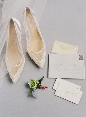 How To Pair Your Bella Belle Shoes With Springs Wedding Dresses