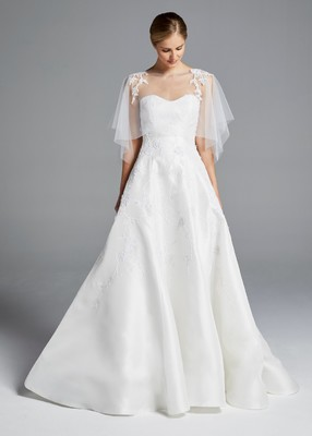 Anne Barge Spring 2019 Bridal Collection