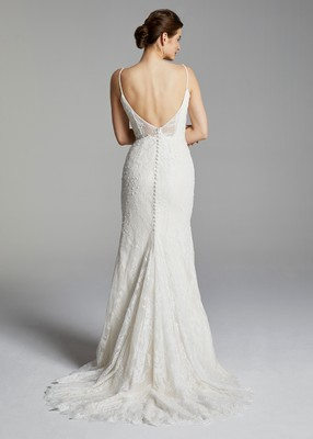 Anne Barge Spring 2019 Bridal Collection Blue Willow