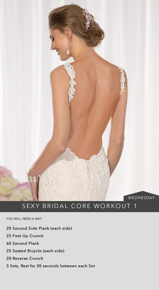 Easy And Quick Sexy Bridal Workout