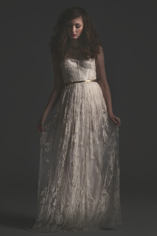 Wedding Gowns To Fit Your Shape From Sarah Seven