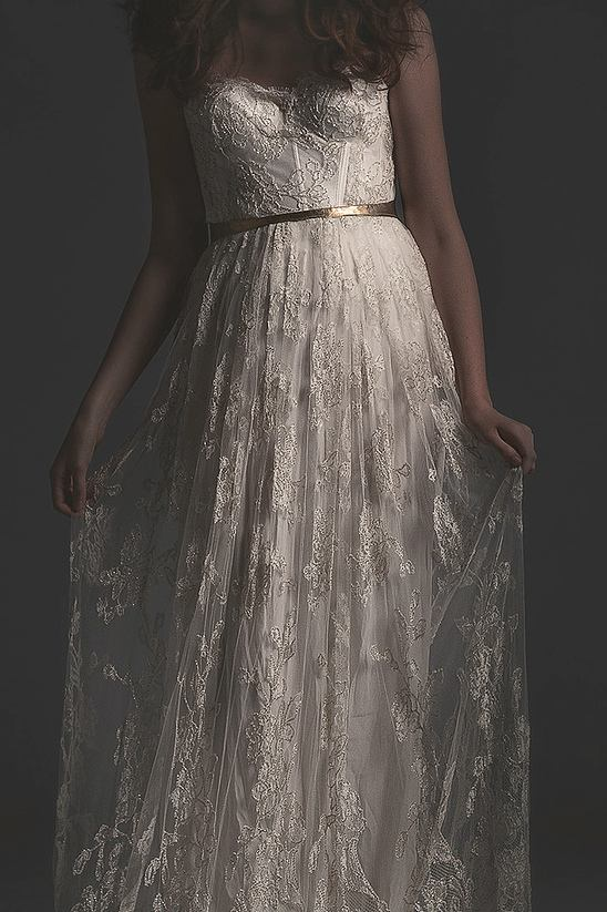 Trending - Wedding Gowns To Fit Your Shape From Sarah Seven