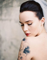 Our 10 Favorite Tattooed Brides