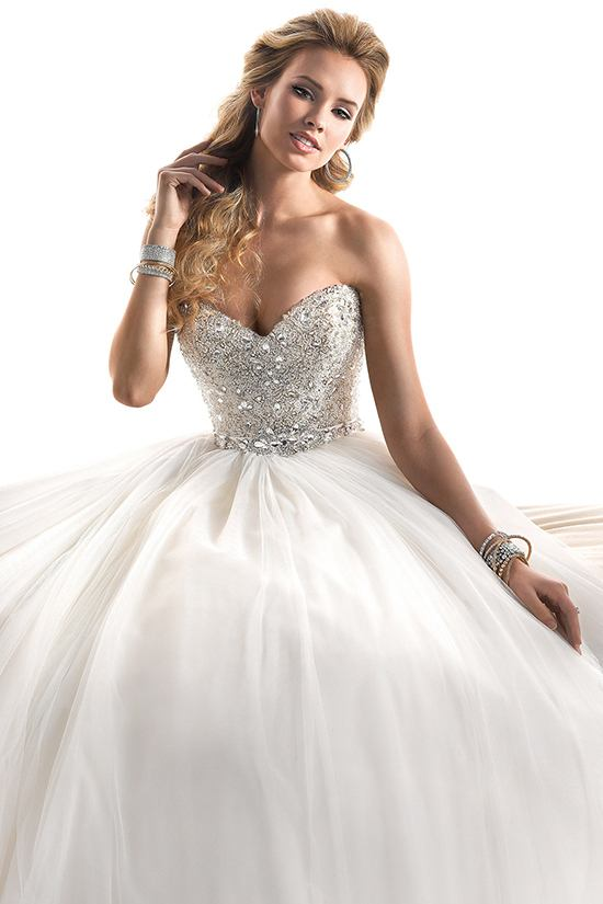 10 Wedding Ball Gowns You Must See