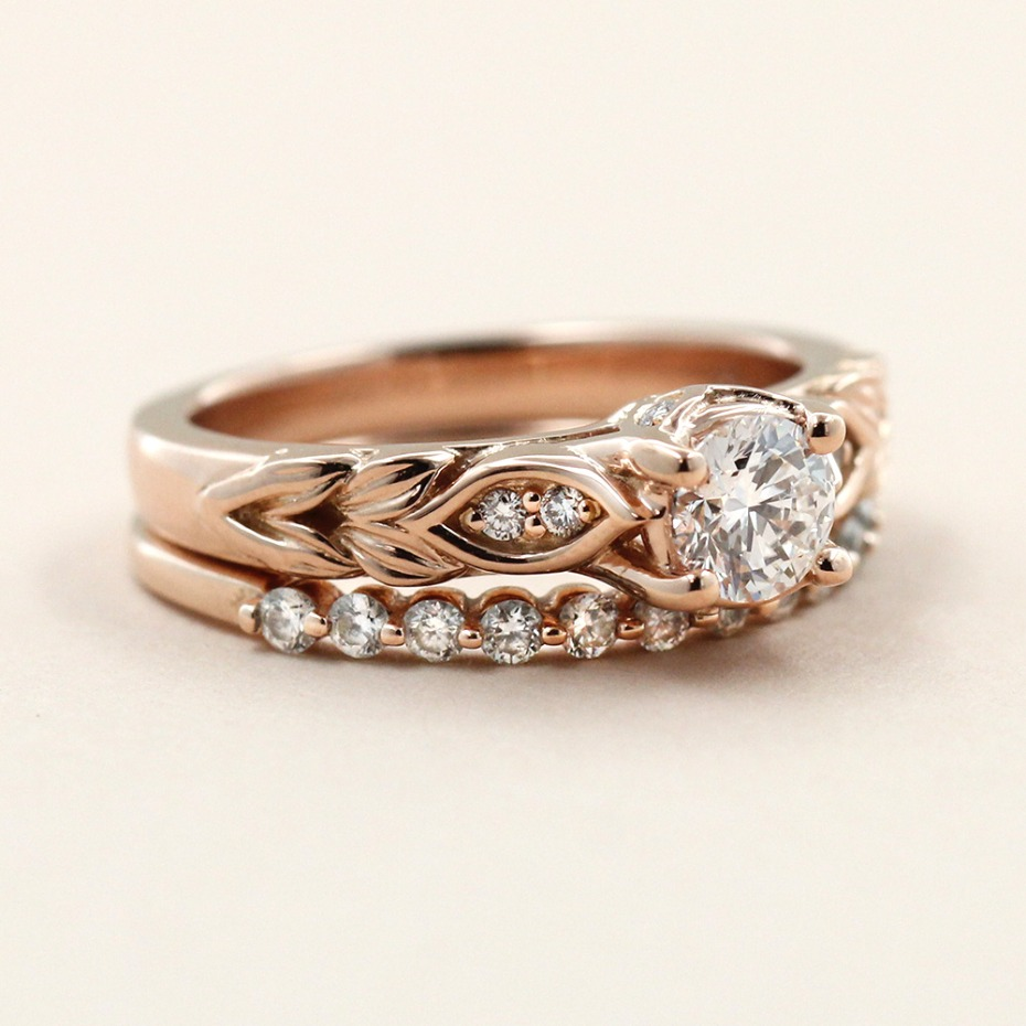 MiaDonna Chapman Engagement Ring
