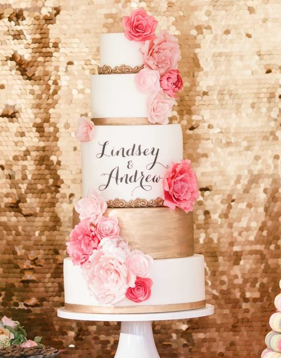 Trending - 100 Wedding Cakes that WOW