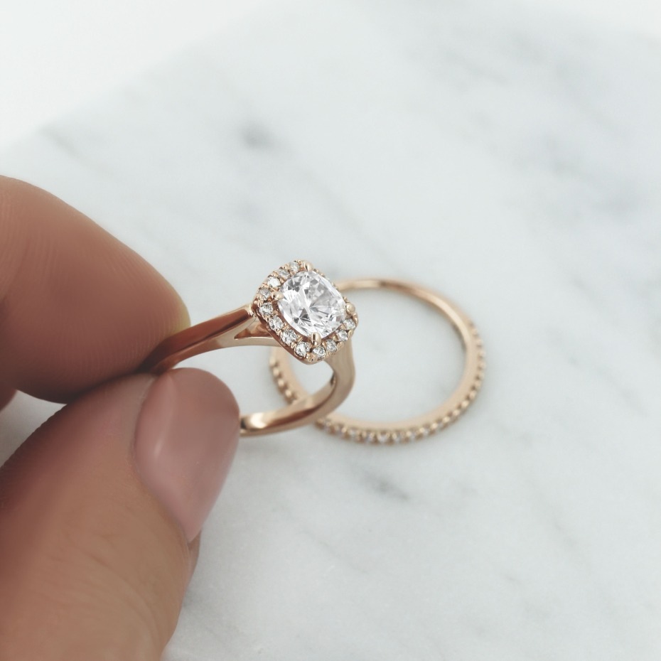 MiaDonna Odette Stacking Ring