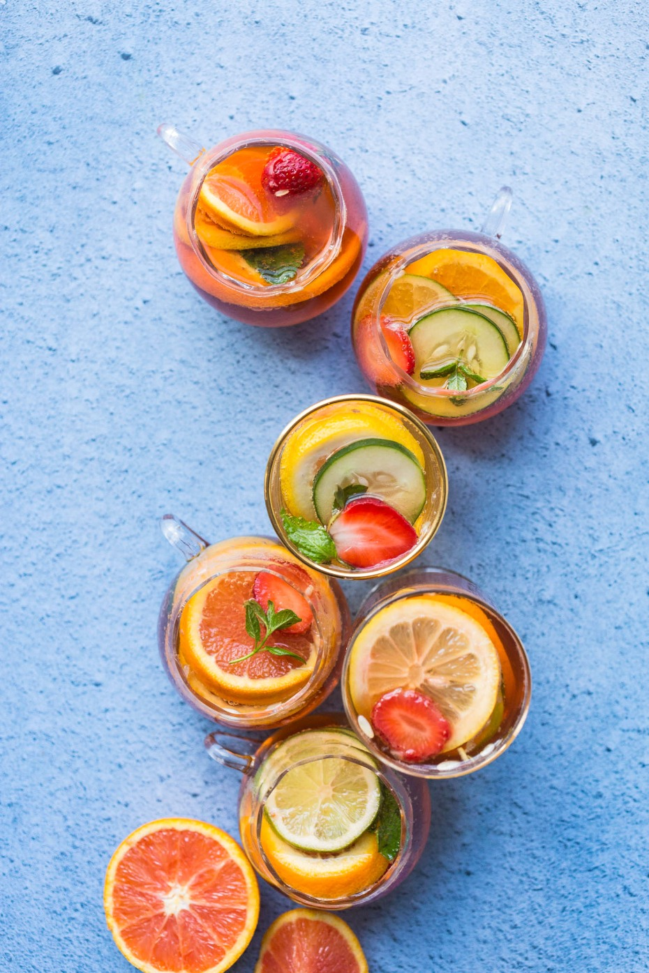 Pimms Punch