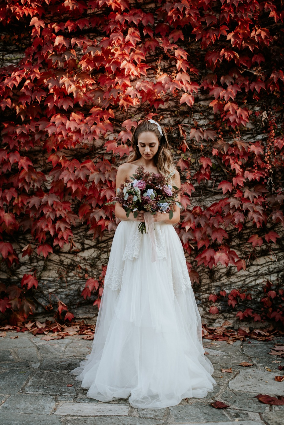 fall colors for you wedding