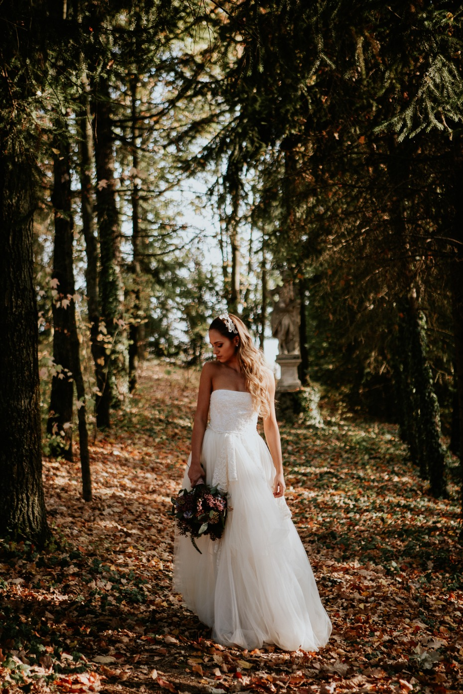 fall inspired wedding ideas
