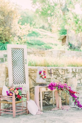 Traditional Meets Boho Style Inspired Wedding Ideas