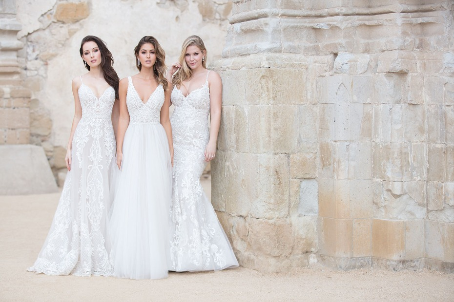 Check out the Terry Costa Allure bridal show this May
