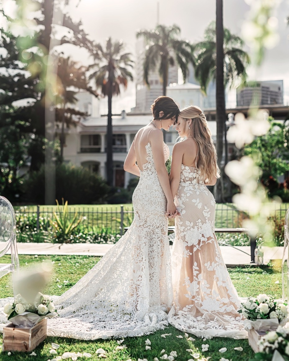 Beautiful Goddess By Nature wedding gowns