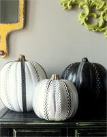 16 No-Carve Pumpkin Ideas