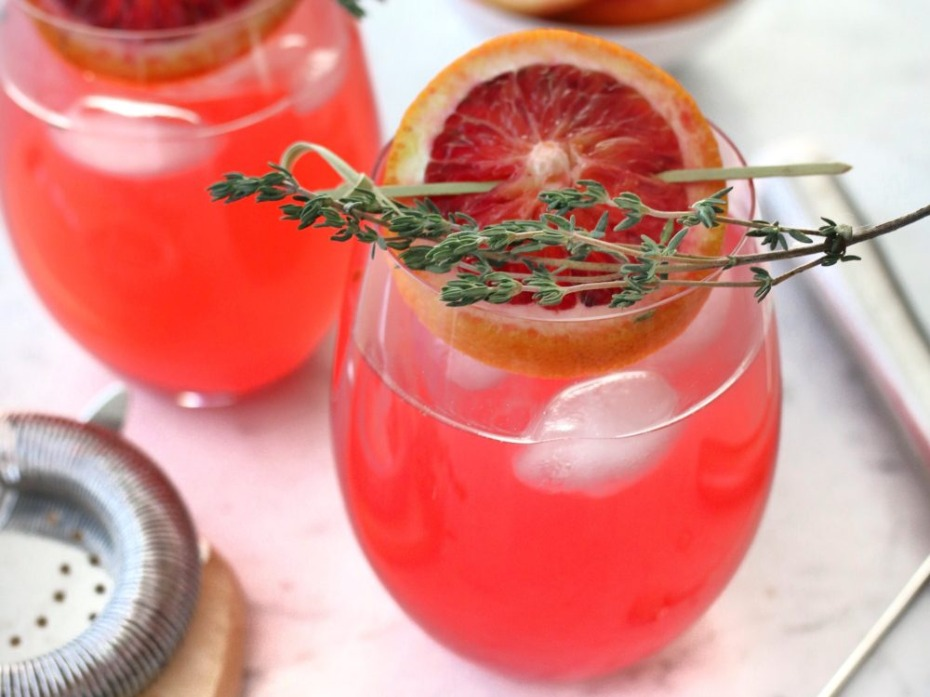 blood-orange-thyme-cocktail