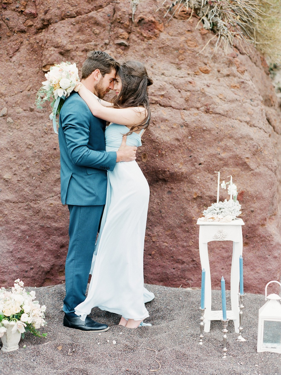 beach elopement ideas