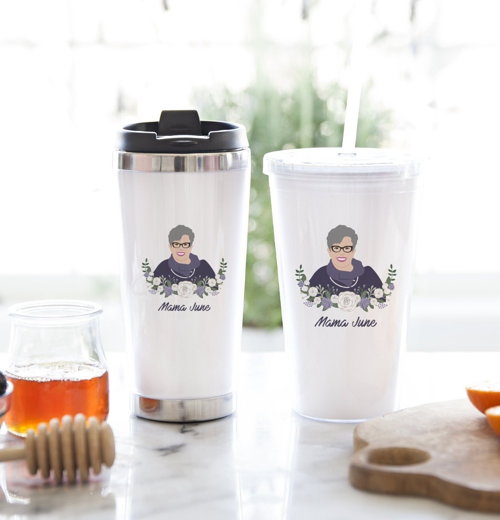 So, it's almost MAY, and you know what that means? MOTHER'S DAY!! Grab your mom this amazing Tumbler Gift Set from Miss Design Berry